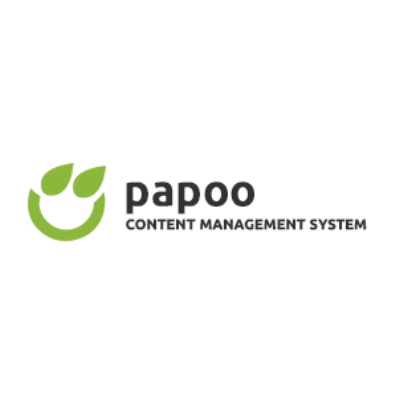 Profilbild der Softwarelösung Papoo CMS Software