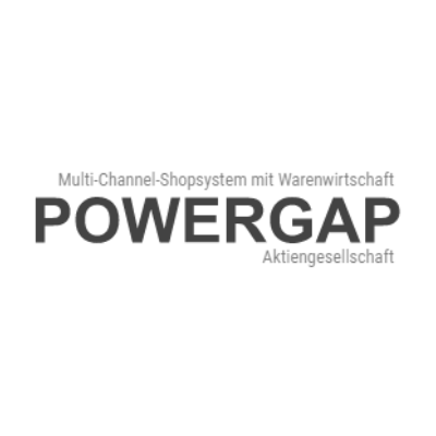 Profilbild der Softwarelösung Powergap